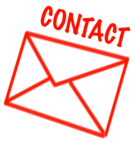 Contact logo red